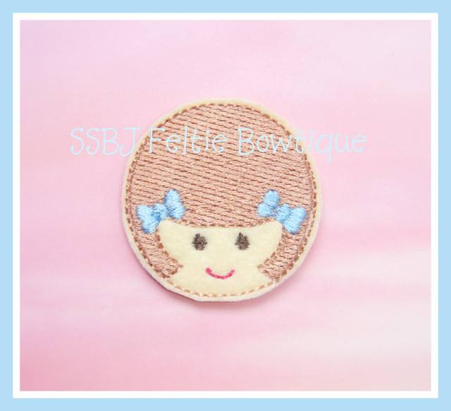 Girlie Coins Savannah Embroidery File