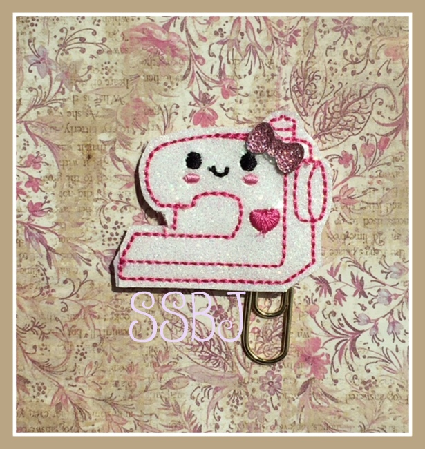 SSBJ Sewing Machine Embroidery File