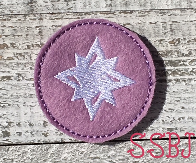 SSBJ Skylander Magic Element Embroidery File