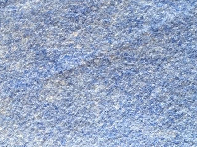 *Spellbound Sapphire Wool Blend Felt