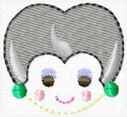 Lady Tremaine Embroidery File