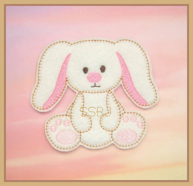 Stitches The Bunny Embroidery File