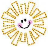 Beachy Sun Embroidery File