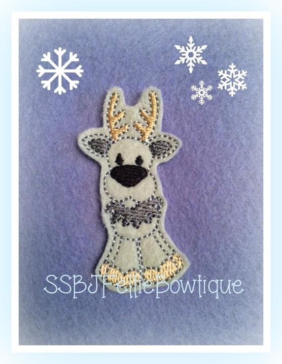 SSBJ Sven Embroidery Set