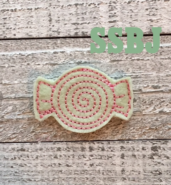 SSBJ Swirl Candy Embroidery File