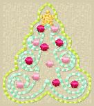 Swirly Tree Embroidery File