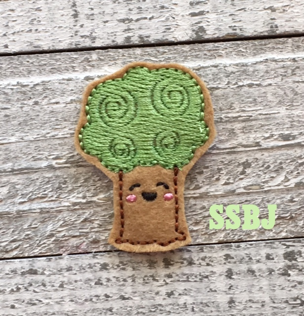 SSBJ Swirly Tree Embroidery File