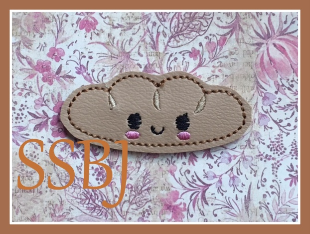 SSBJ Thanks Bread Embroidery File