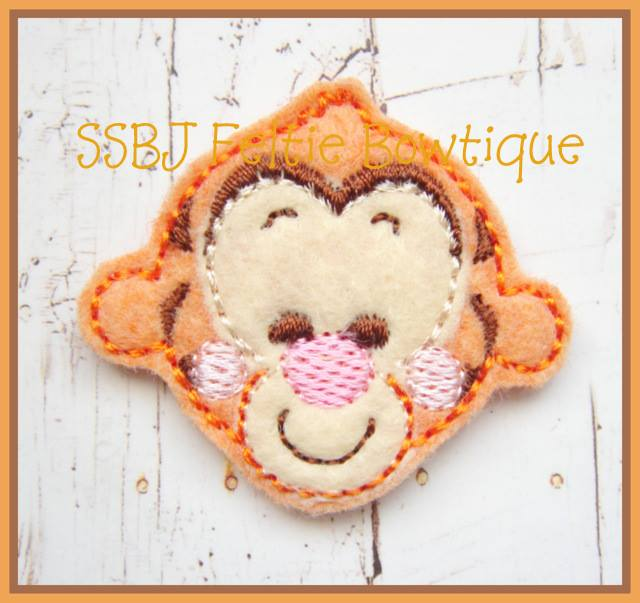 Babie Tiger Embroider File SET