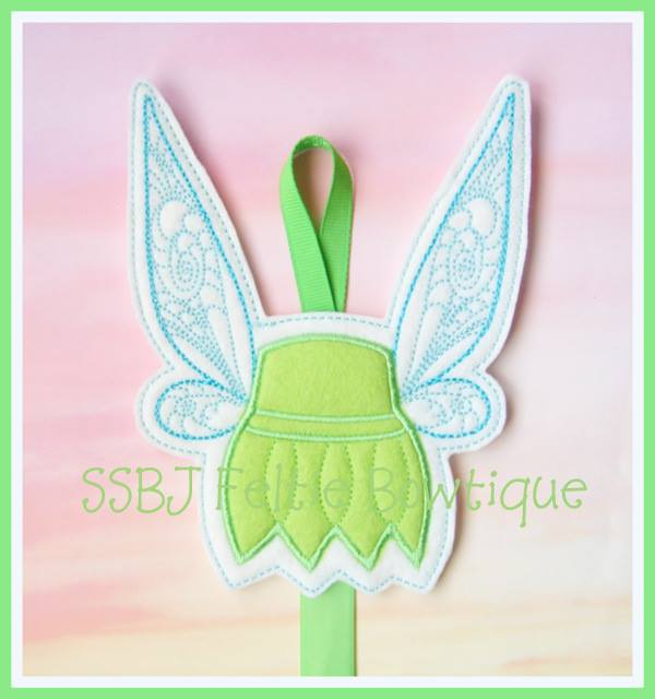 Tink FK Dress Embroidery File