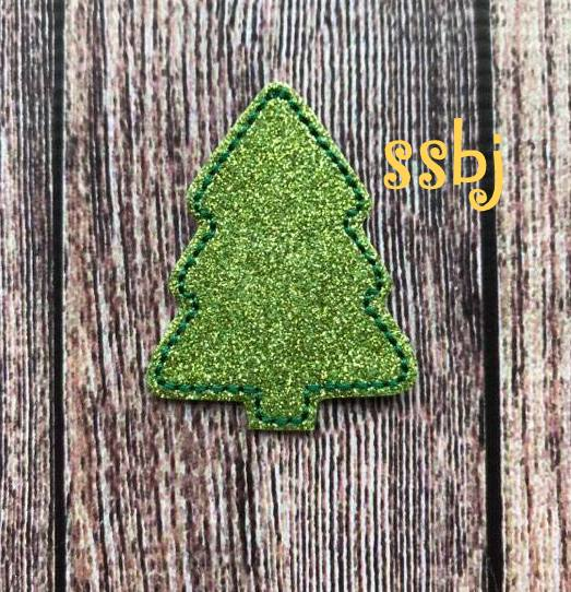 SSBJ Tree Outline Embroidery File