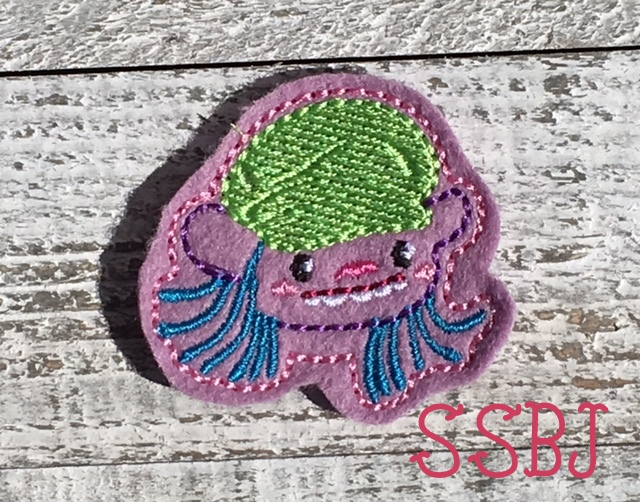 SSBJ Cooper Troll Embroidery File