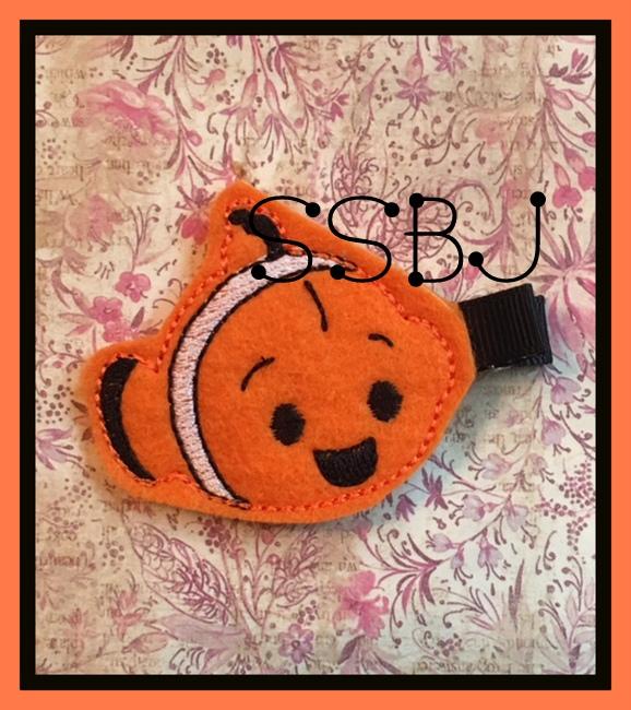 SSBJ Tum Nemo Embroidery File