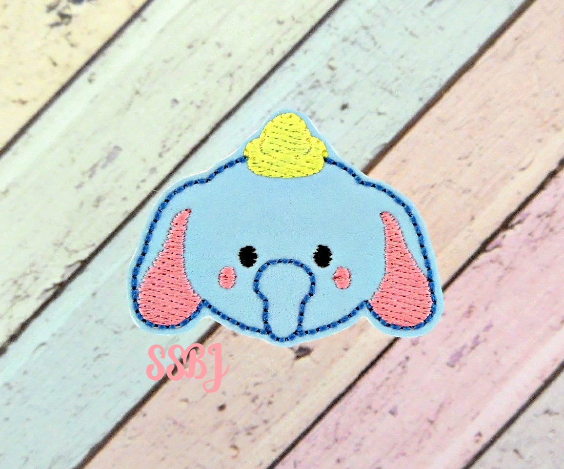 SSBJ Tum Dumbo Embroidery File