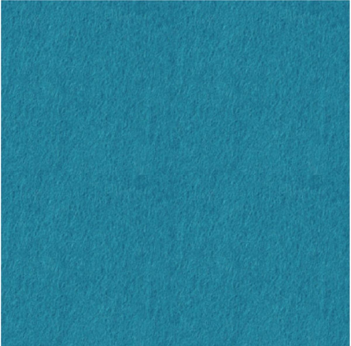 Turquoise Premium Felt