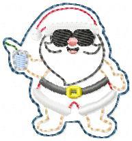 LBS Vacation Santa