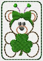 Valentina MARCH Embroidery File