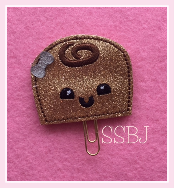 SSBJ Kutie Chocolate Embroidery File