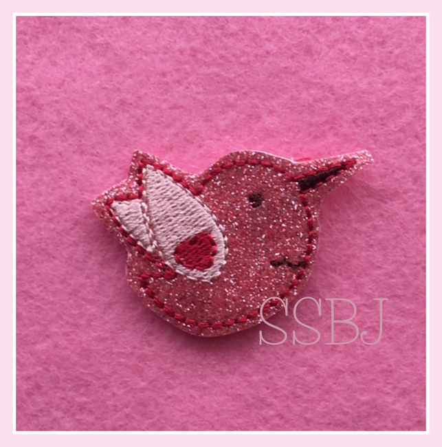 SSBJ Hummingbird Embroidery File