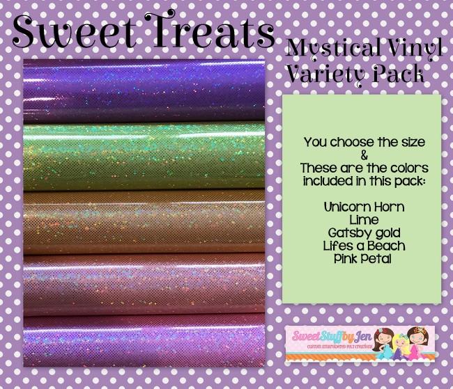 Sweet Treats Mystical Vinyl Variety Pack