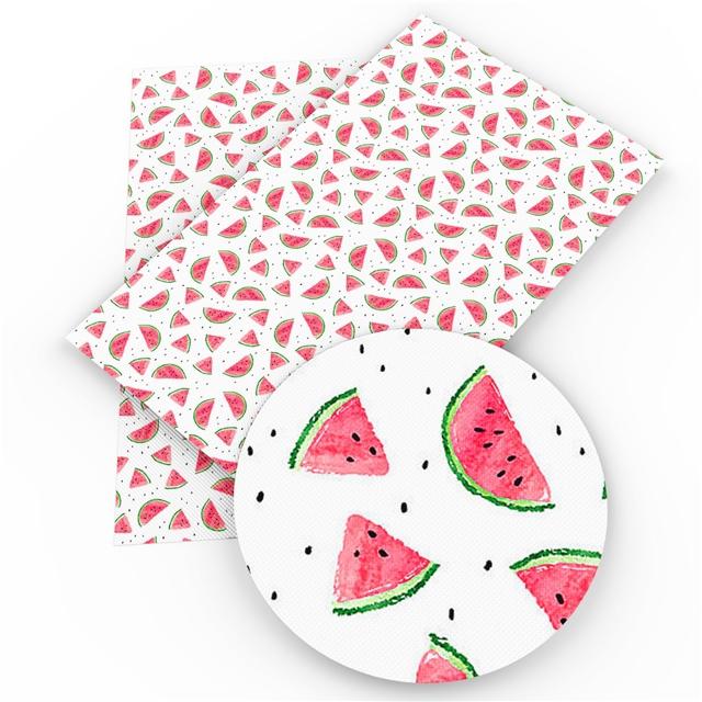 Watermelon Printed Vinyl