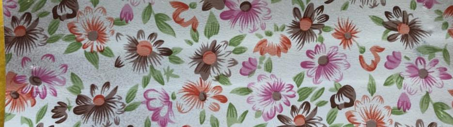 Wildflowers Embroidery Vinyl