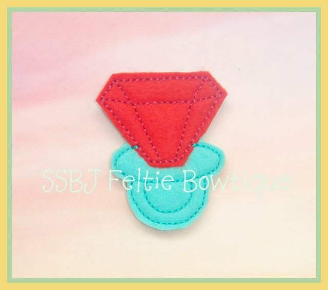 Ring Pop Embroidery File