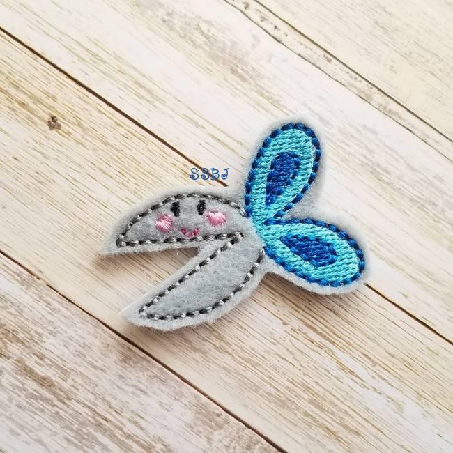 SSBJ School Cutie Scissors Embroidery File