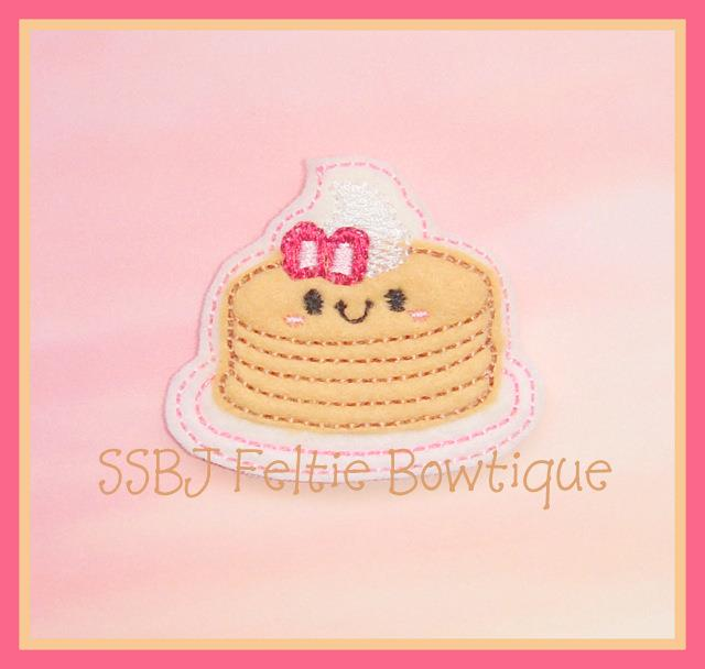 Flapjacks Embroidery File