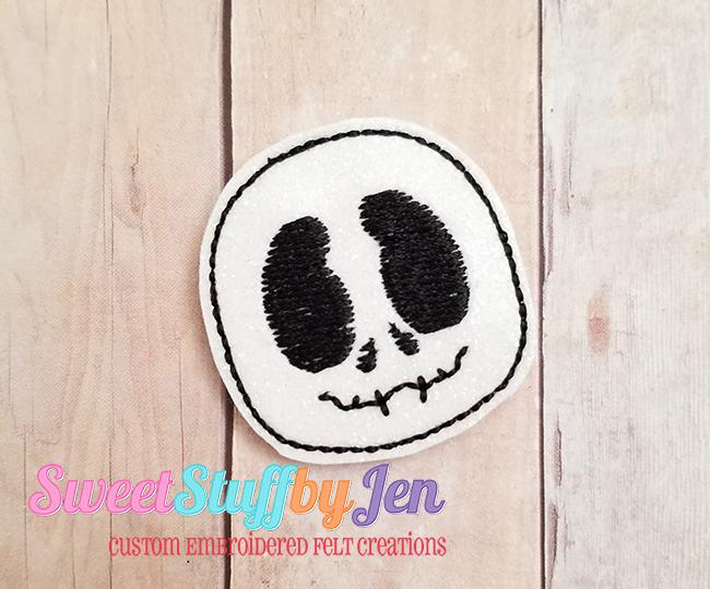 SSBJ Night Jack Embroidery File