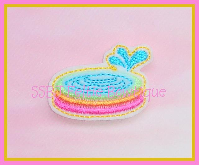 Kiddie Pool Embroidery File