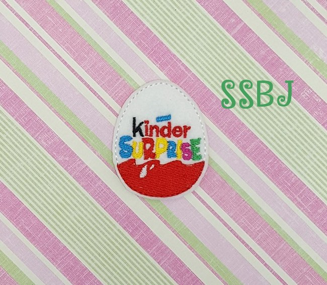 SSBJ Kinder Embroidery File
