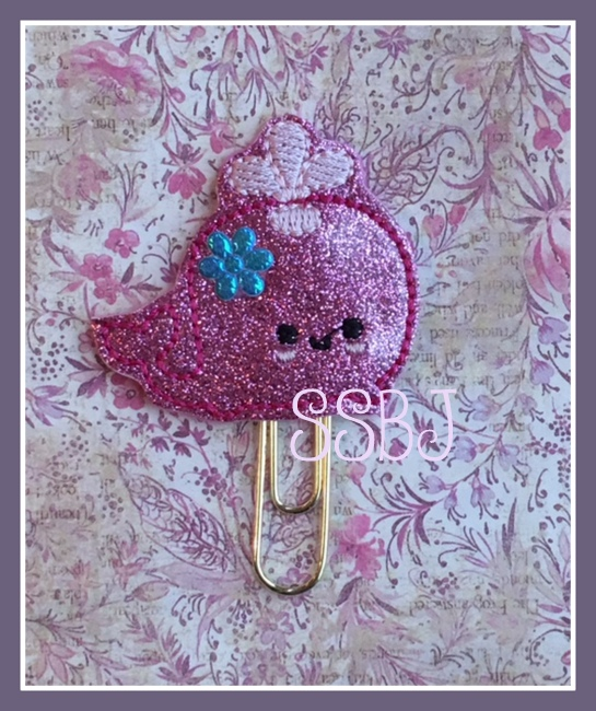 SSBJ Kutie Whale Embroidery File