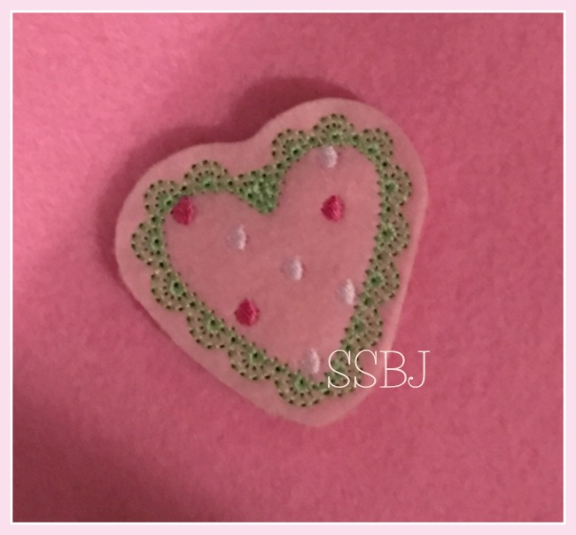 SSBJ Valentine Lace Heart Embroidery File