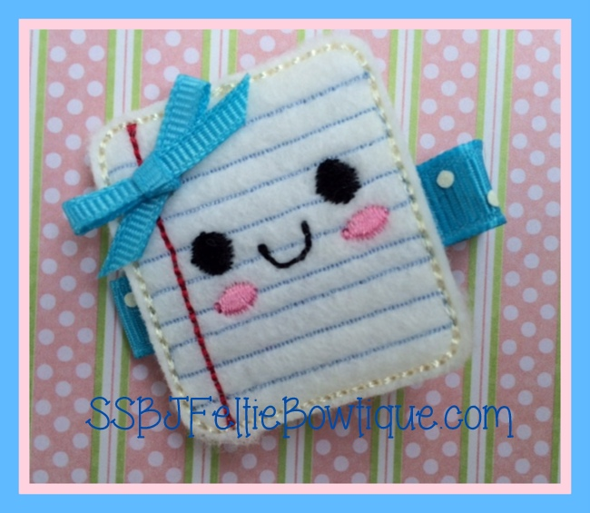 Paper Embroidery File