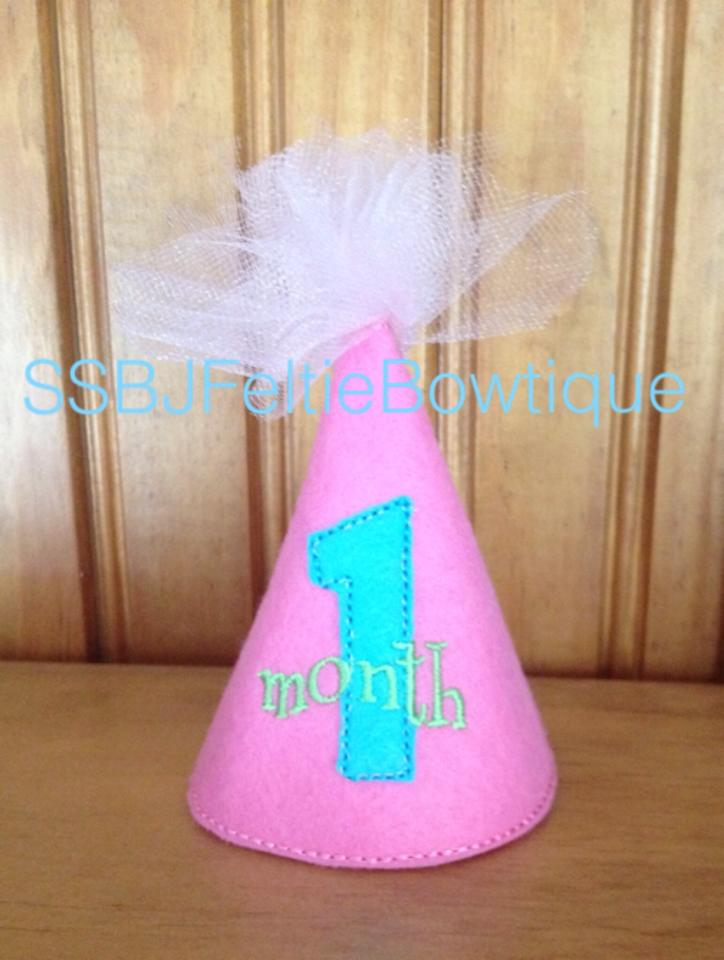 ITH Newborn Party Hats