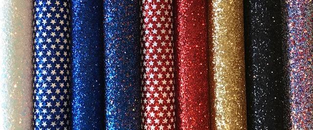 Patriotic Chunky Glitter