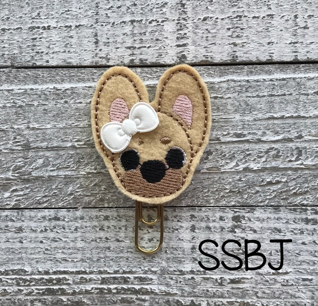 SSBJ Pet Pals Chihuahua (Chi) Embroidery File