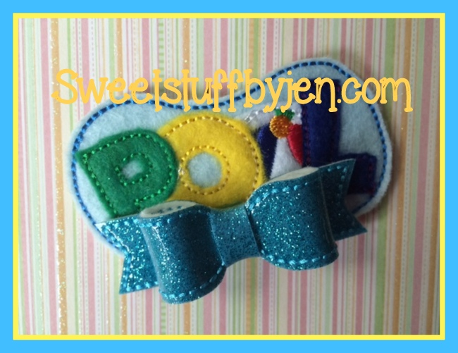 Pool Party Embroidery File