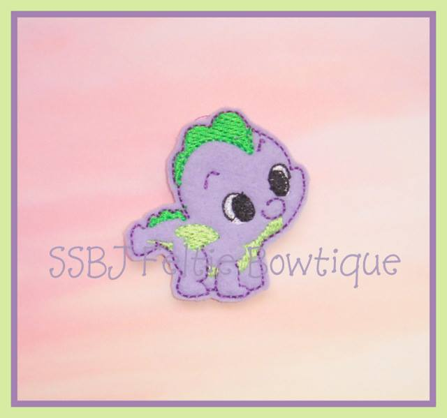 Spikey Embroidery File