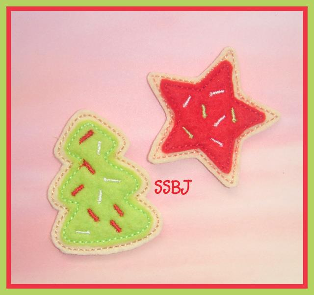 Sprinkle Cookies Embroidery File