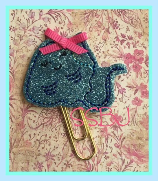 SSBJ Stingray Embroidery File