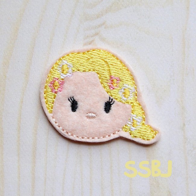 SSBJ Tum Tangled Embroidery File