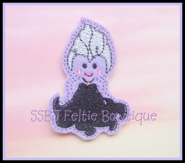 Ursula BODY Embroidery File